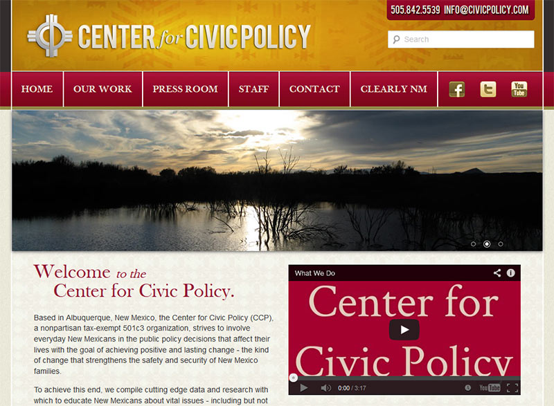 Center For Civic Policy