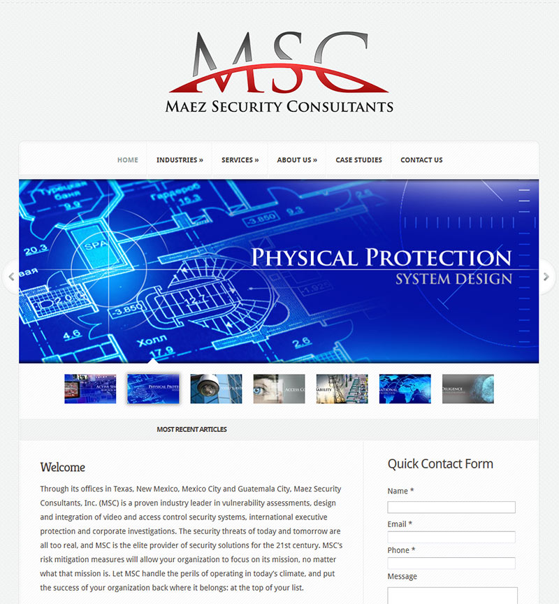 Maez Security Consultants