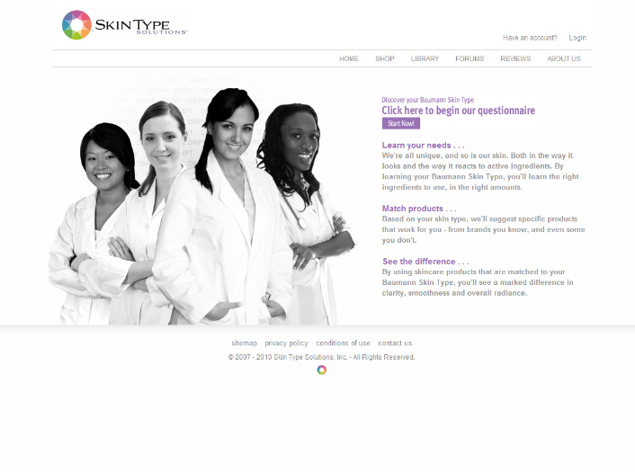 Skin Type Solutions